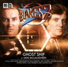 Ghost Ship, CD-Audio Book