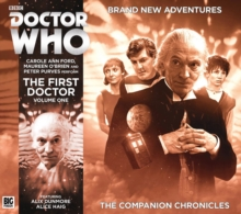The First Doctor Companion Chronicles Box Set, CD-Audio Book