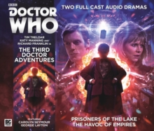 The Third Doctor Adventures : Volume 1, CD-Audio Book