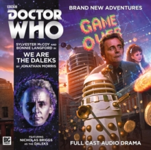 We are the Daleks, CD-Audio Book