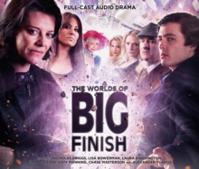 The Worlds of Big Finish, CD-Audio Book
