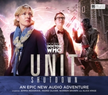 Shutdown, CD-Audio Book