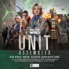 Assembled, CD-Audio Book