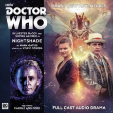 The Novel Adaptations : Nightshade, CD-Audio Book