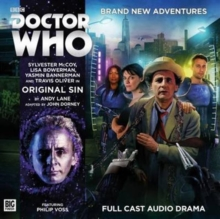 Doctor Who - The Novel Adaptations: Original Sin, CD-Audio Book