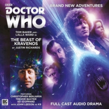 The Fourth Doctor Adventures - 6.1 the Beast of Kravenos, CD-Audio Book