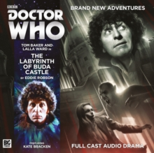 The Fourth Doctor 5.2 Labyrinth of Buda Castle, CD-Audio Book