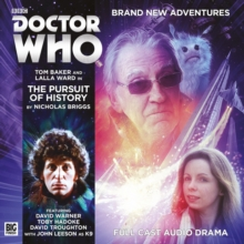 Doctor Who: The Fourth Doctor Adventures - 5.7 the Pursuit of History, CD-Audio Book