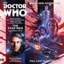 Doctor Who Main Range 221 - The Star Men, CD-Audio Book