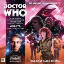 Doctor Who Main Range: 223 - Zaltys, CD-Audio Book