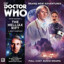 Doctor Who Main Range #237 - The Helliax Rift, CD-Audio Book