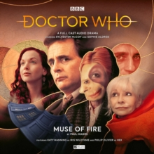 Main Range #245 - Muse of Fire, CD-Audio Book