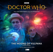 Doctor Who - The Monthly Adventures #251 The Moons of Vulpana, CD-Audio Book