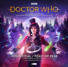Doctor Who The Monthly Adventures #257 - Interstitial / Feast of Fear, CD-Audio Book