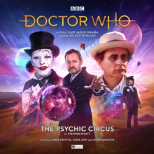The Monthly Adventures #261 The Psychic Circus, CD-Audio Book