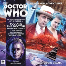 You are the Doctor, CD-Audio Book