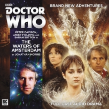 Doctor Who Main Range 208 - The Waters of Amsterdam, CD-Audio Book