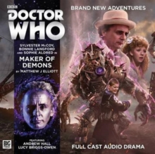 Doctor Who Main Range : 216 Maker of Demons, CD-Audio Book
