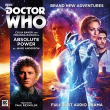 Doctor Who Main Range - 219 Absolute Power, CD-Audio Book