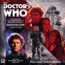 Doctor Who Main Range : 220 - Quicksilver, CD-Audio Book