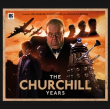 The New Series : The Churchill Years, CD-Audio Book