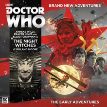 The Early Adventures - The Night Witches, CD-Audio Book
