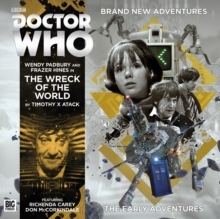 The Early Adventures : 4.4 - The Wreck of the World, CD-Audio Book