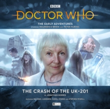 The Early Adventures - 5.4 The Crash of the UK-201, CD-Audio Book