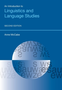 An An Introduction to Linguistics and Language Studies, Paperback Book