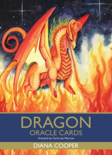 Dragon Oracle Cards, Cards Book
