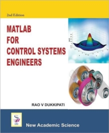 Matlab for Control System Engineers, Paperback Book