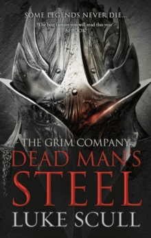 Dead Man's Steel, Paperback Book