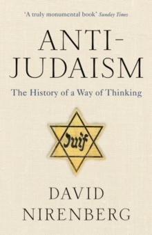 Anti-Judaism, Paperback / softback Book