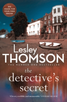 The Detective's Secret, Paperback Book