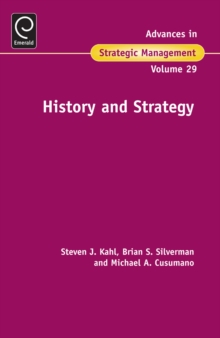 History and Strategy, Hardback Book
