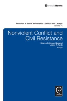 Nonviolent Conflict and Civil Resistance, Hardback Book