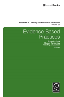 Evidence-Based Practices, Hardback Book
