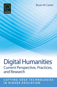 Digital Humanities, Paperback Book