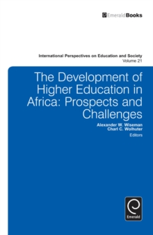 Development of Higher Education in Africa : Prospects and Challenges, EPUB eBook
