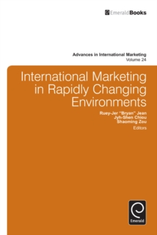 International Marketing in Fast Changing Environment, Hardback Book