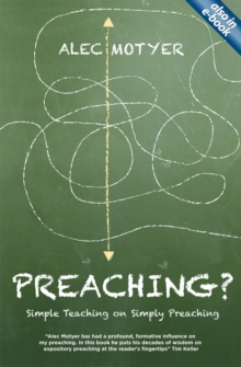 Preaching? : Simple Teaching on Simply Preaching, Paperback / softback Book