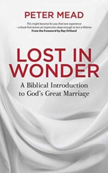 Lost in Wonder : A Biblical Introduction to God's Great Marriage, Paperback / softback Book