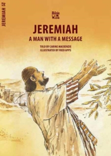 Jeremiah : A Man With a Message, Paperback / softback Book