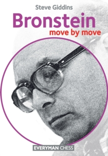 Bronstein: Move by Move, Paperback / softback Book