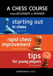 A Chess Course, from Beginner to Winner, Paperback Book