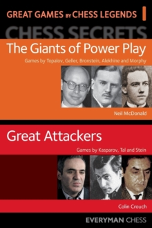 Great Games by Chess Legends, Paperback / softback Book