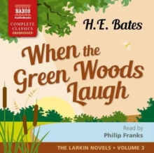 When the Green Woods Laugh, CD-Audio Book