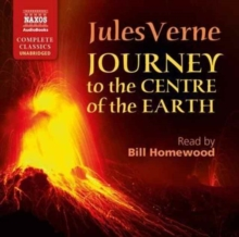 Journey to the Centre of the Earth, CD-Audio Book
