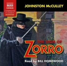 The Sign of Zorro, CD-Audio Book