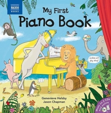 My First Piano Book, Book Book